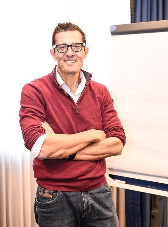 Luca Stanchieri founder scuola home